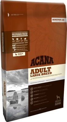 Acana Heritage Adult Large Breed hondenvoer 17kg